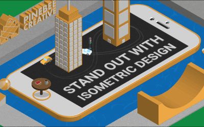 How Isometric Illustrations Will Help Your Brand Stand Out