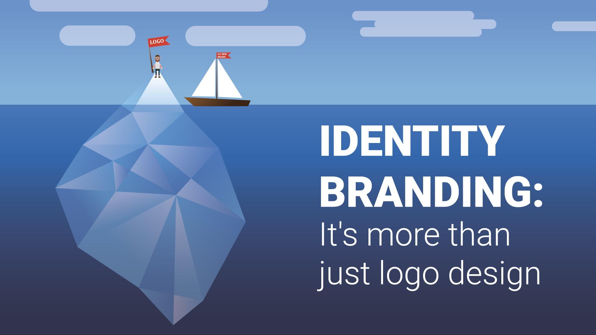Identity Branding: It's more than just logo design